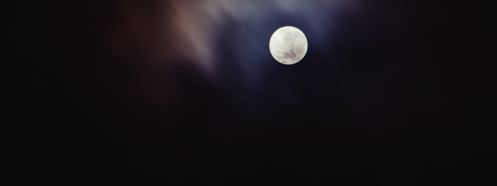 Lunar Abundance Podcast Why is the New Moon Yang